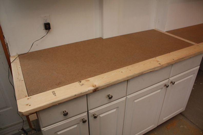 12 Garage Work Bench Surface Ideas Carpentry Diy