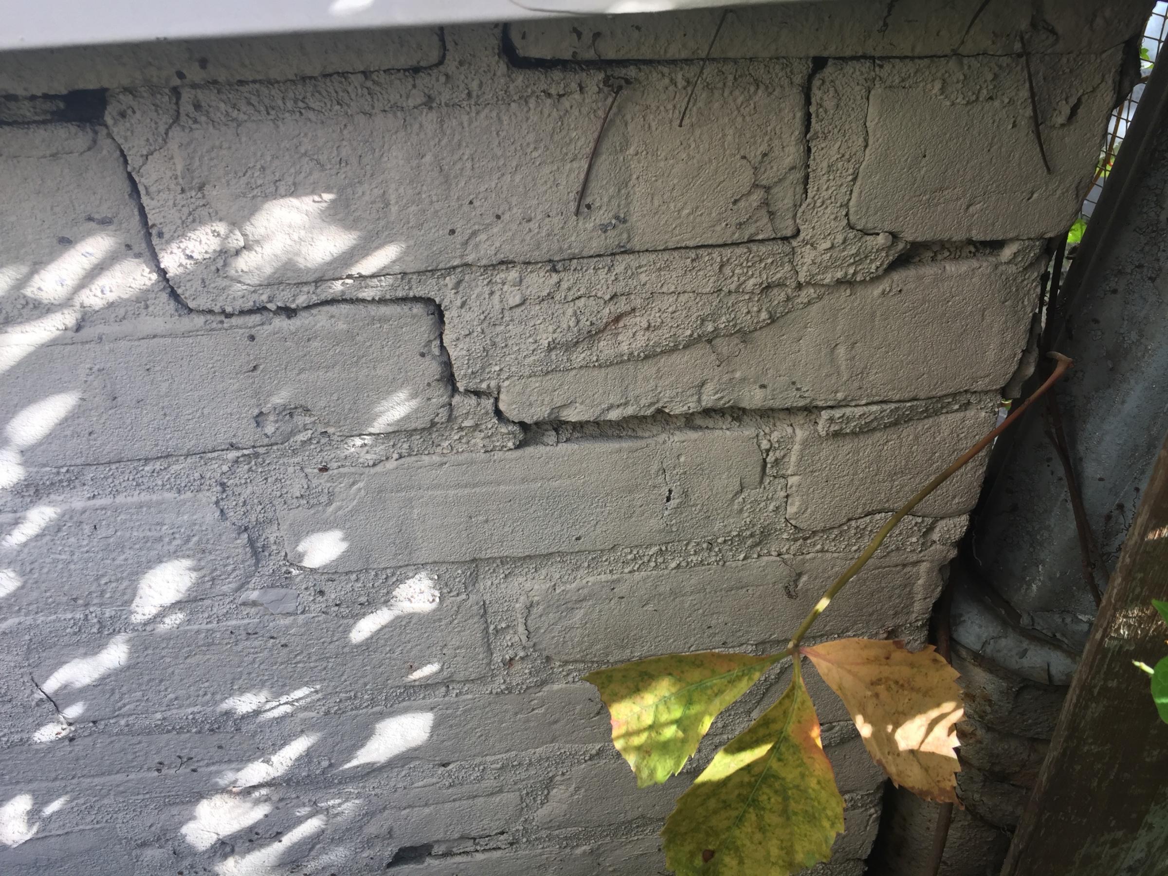 Fixing foundation bricks-img_8574.jpg