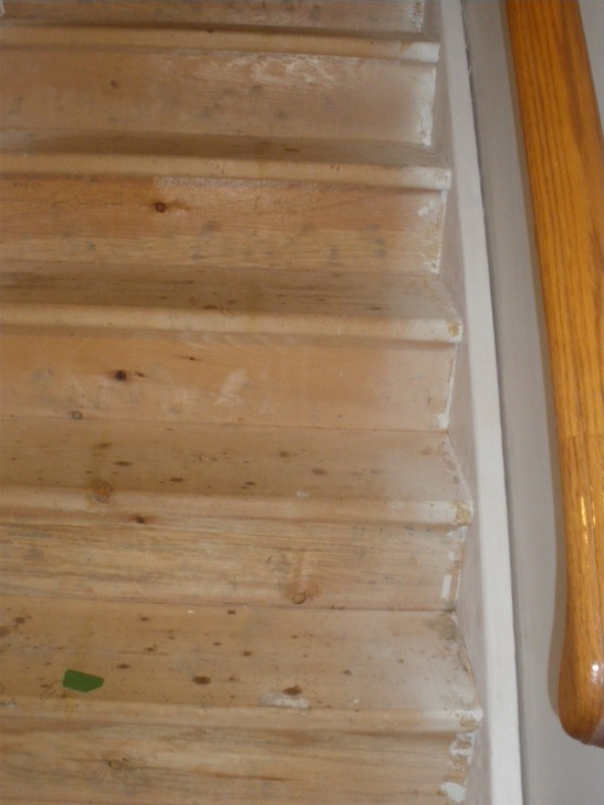 Stringer Pulling Away From Walls Basement Stairs