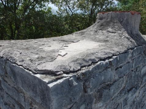 Help w/ Limestone Chimney Crown-imgp0827.jpg