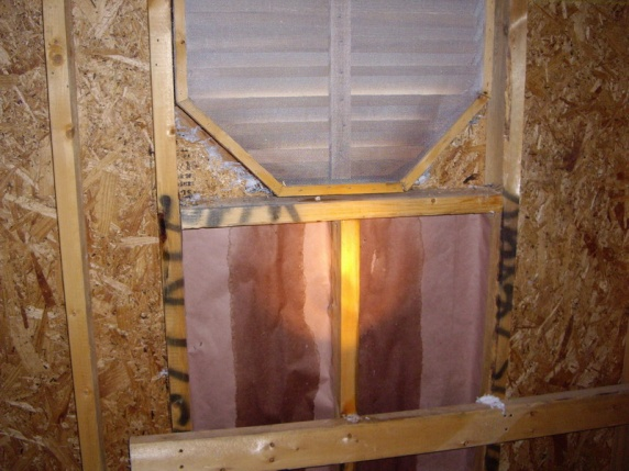 Gable Vent Nightmare Building Amp Construction Diy