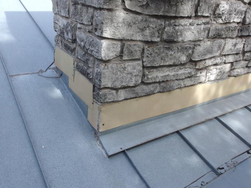 Chimney Flashing Repair Roofing Siding Diy Home