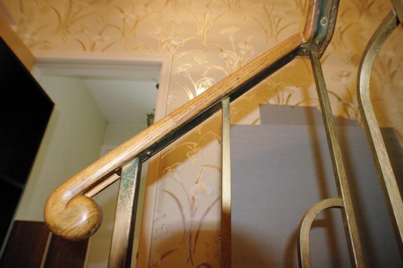 Imgp7624 Stair Railing Install.