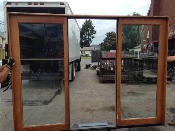 Garage Door Conversion To Glass Patio Doors Question