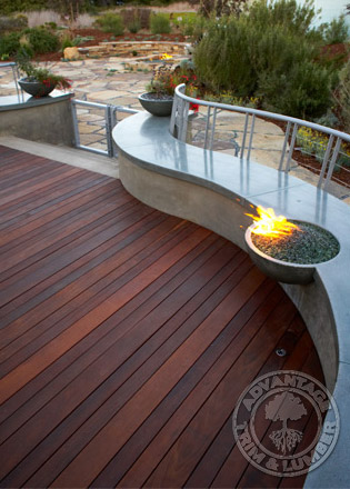 Trex Decking With Non Removable Stains Building