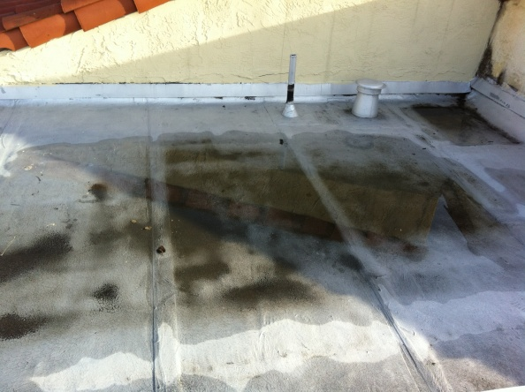 Patching a flat roof with existing coating-iphone-445.jpg