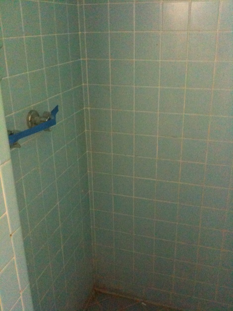 Failed Shower Pan In Old Tiled Shower Plumbing Diy