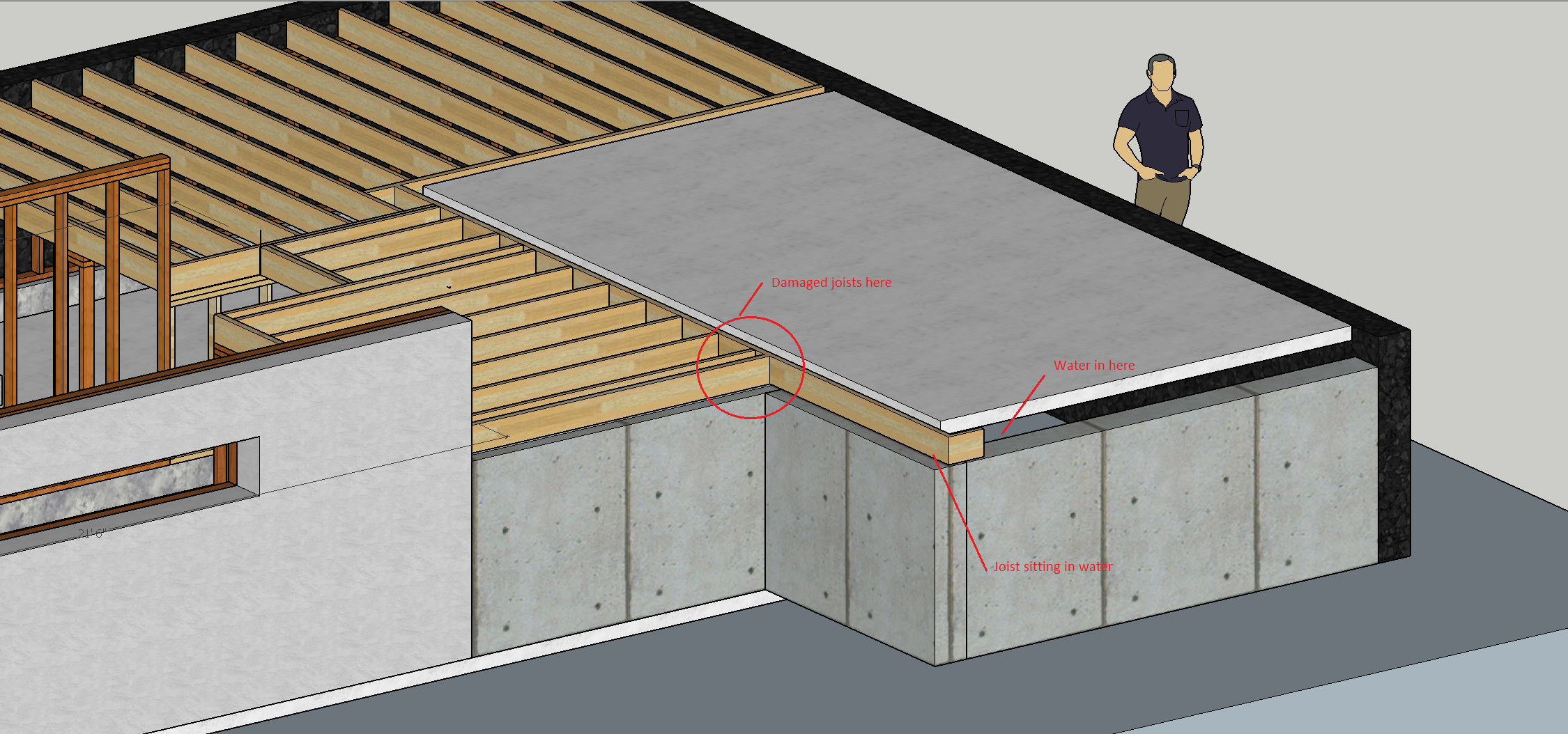 Repair Garage Threshold & Posts-isofoundation.png