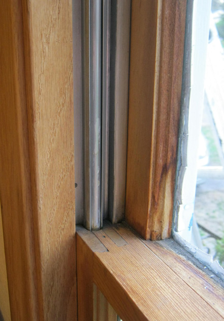 New Jamb Liners For Older Windows Windows And Doors