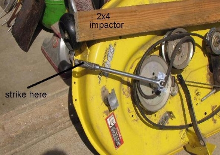 Removing blade from old craftsman circular saw tools page 2 attached images greentooth Gallery