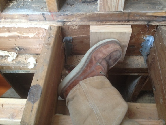 Replace Rotted Subfloor Building Construction Page 2 Diy