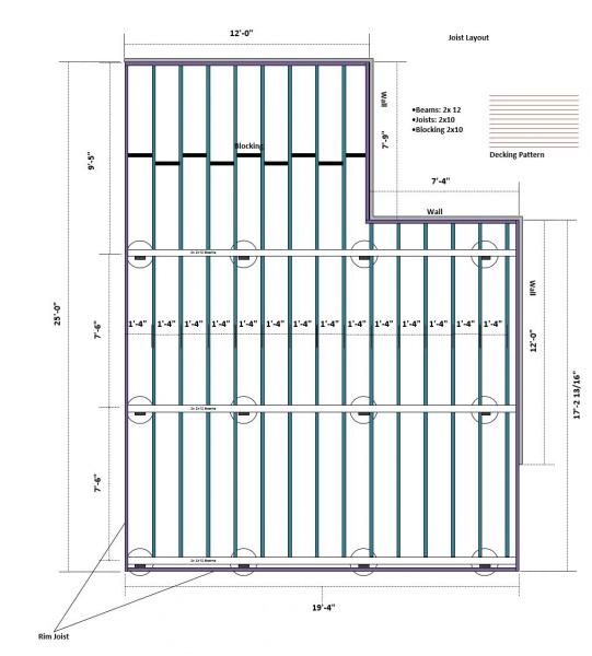 New Deck Construction [Chesterfield, NJ]-joist_layout.jpg