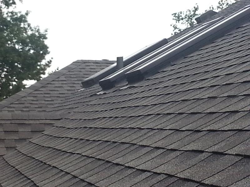 Girl Needs Help Wrong Ridge Vent Hip Roof Roofing