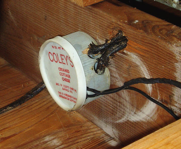 Junction Boxes In Attic Best Practice Electrical Diy