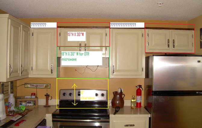 Kitchen Cabinet Conundrum - Kitchen & Bath Remodeling - DIY ... on kitchens without top cabinets, raising kitchen cabnet, raising kitchen counter, raising kitchen ceiling,