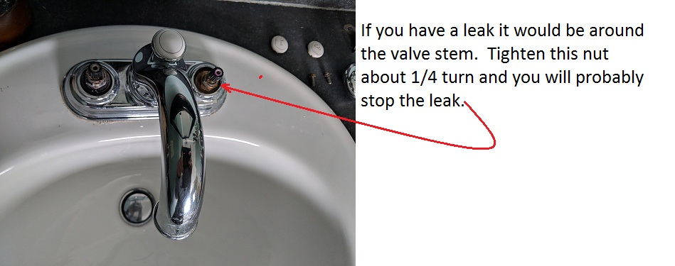 This is why I hate doing my own plumbing - help me remove this 2 handle Kohler faucet-k2.jpg