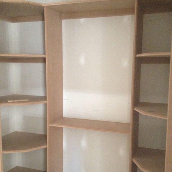 Bedroom Closet Shelf - Carpentry - DIY Chatroom Home ...