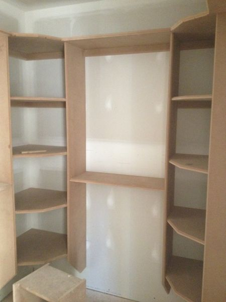 Mdf Vs Other Materials For Closet Built Ins Carpentry
