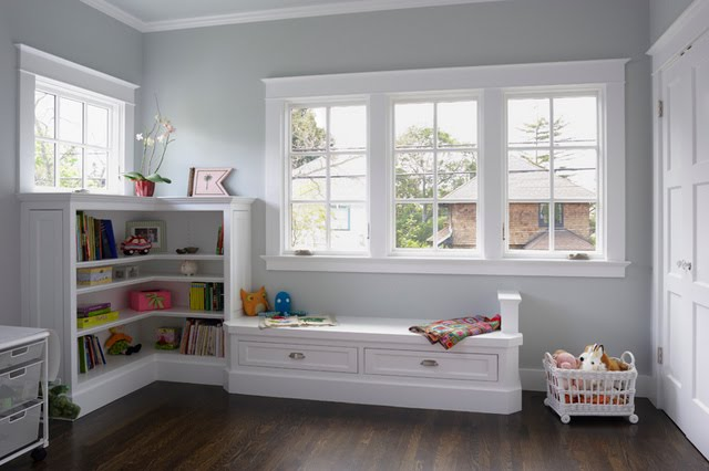 ... Window Trim / Casing Overhaul   Craftsman Style Kids Room  ...