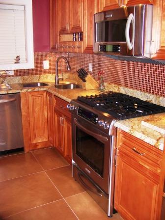 Anybody Install Or Own A Corner Kitchen Sink? Also Rta Cabs