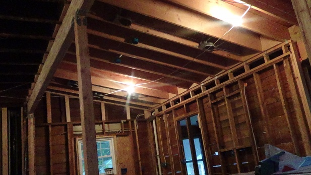 NJ Colonial - Family Remodel-kitchen-back-side-wall-joist-reconstruction.jpg