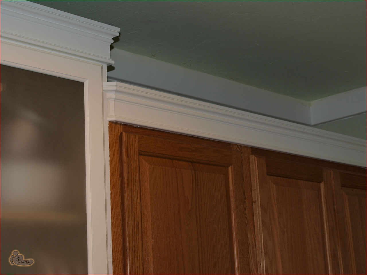 Adding Crown Molding On Kitchen Cabinets General Diy