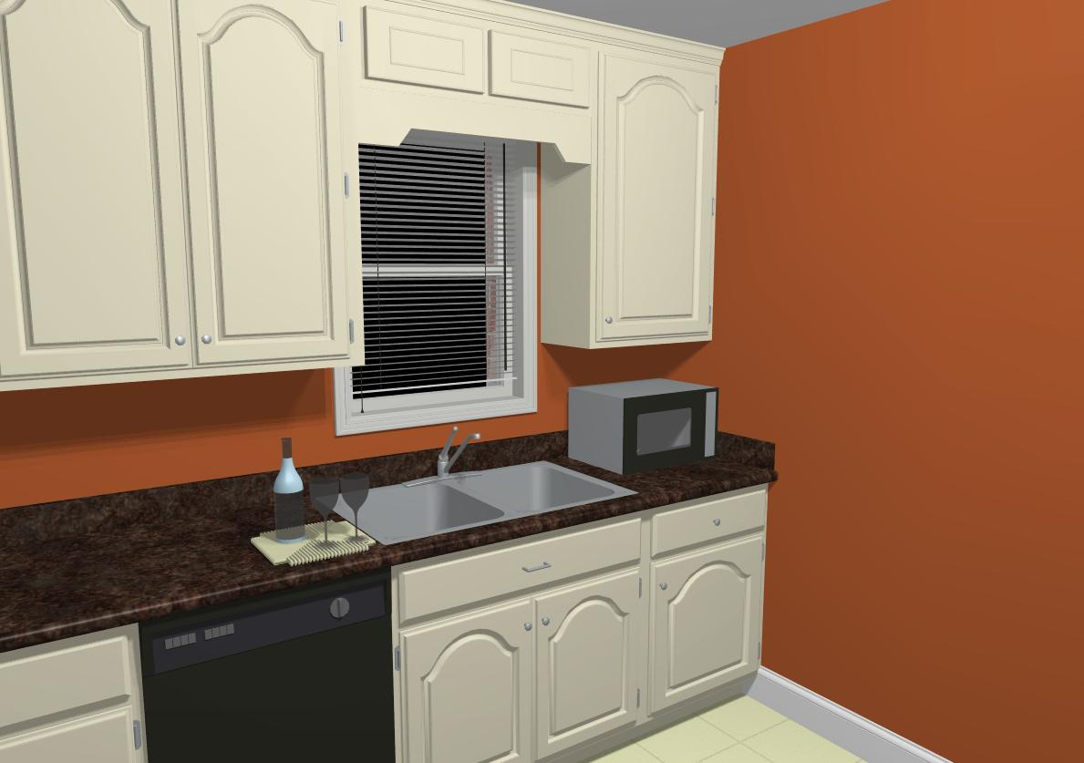 which comes first...painting wall or trim/chair rail...Please help!-kitchen-color-3-carm-orange.jpg