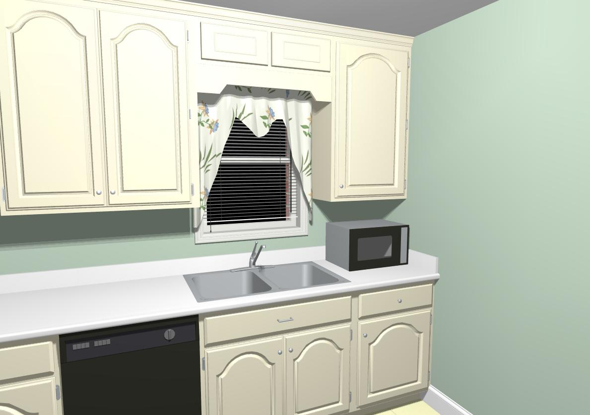 Help painting and decorating a kitchen/dining room-kitchen-green-2.jpg