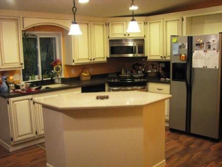 Tips On Glazing Kitchen Cabinets - Painting - Page 2 - DIY ...