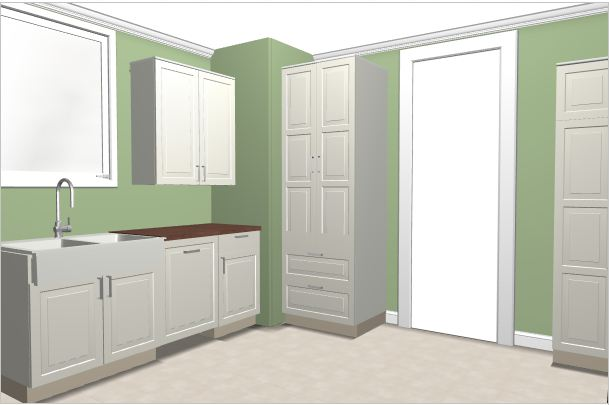 Kitchen remodel - pantry wall removal-kitchen1.jpg