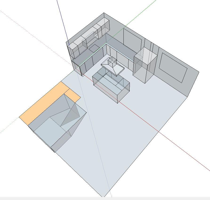 Remove kitchen walls below Fink truss attic, load bearing or not?-kitchen2.jpg