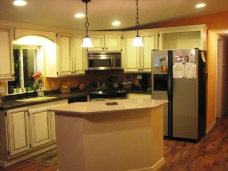 Tips on Glazing Kitchen Cabinets-kitchen4.jpg