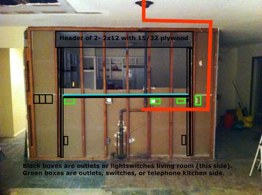 Kitchen Vent Stack Reroute Or Aav Studor Plumbing