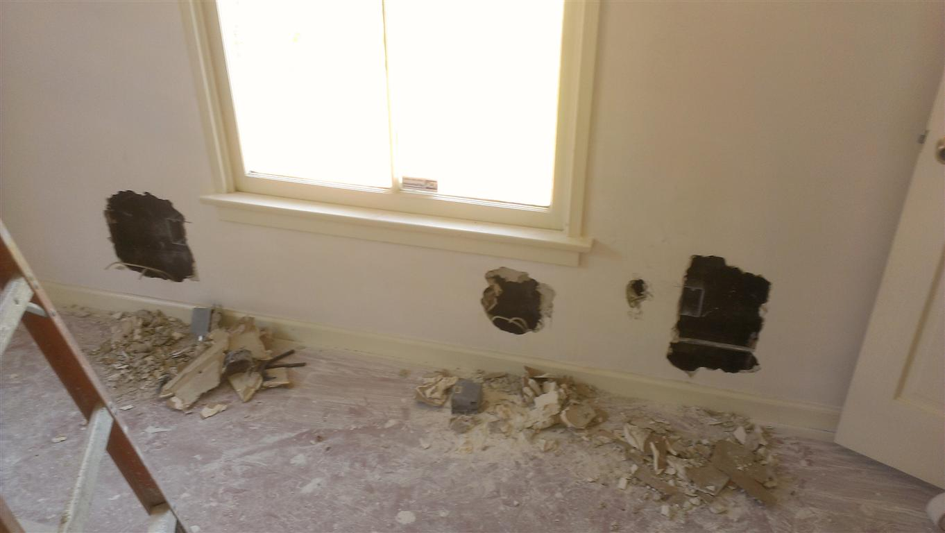 Removing Textured Paint From Plaster Walls Painting Page 2