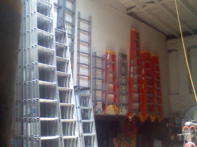 Gentil ... Extension Ladder Length Question Ladder Storage 4