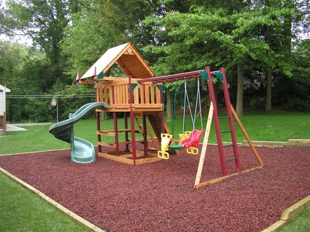 Landscape Timbers for building up yard to allow for a level area for kids playset-landscape-timbers.jpg