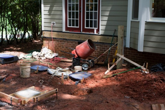 Screened porch project-layot-holes.jpg