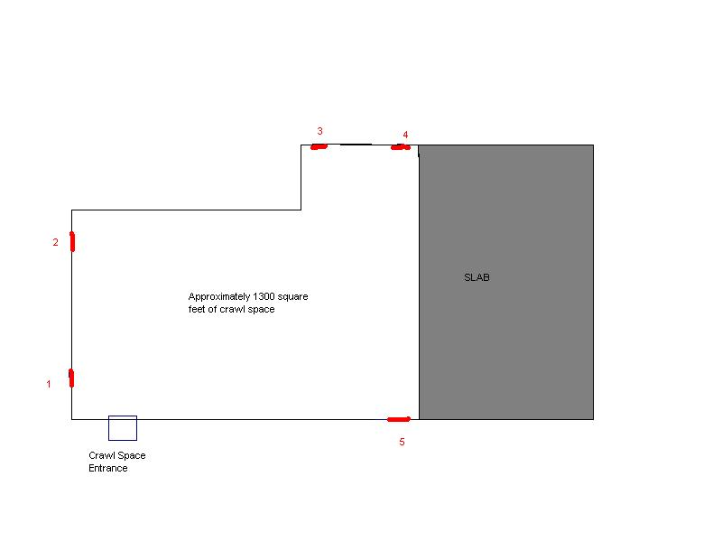 Crawl space moisture/water removal-layout.jpg