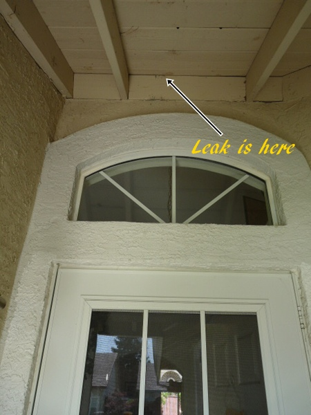 Small Leak, something missing on roof?-leak1a.jpg