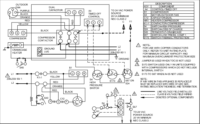 Simple Wiring Help - Hvac
