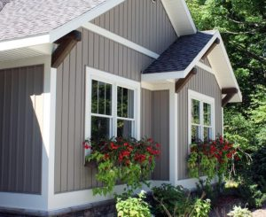 Lineals For Vertical Siding Transitions Roofing Siding