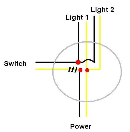 Connect luminaire stranded wire leads to multiple twisted solid conductors-light-config.jpg