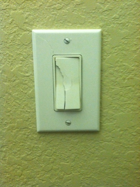 Possible Electrical Problem In House Ed Light Switches Switch Jpg