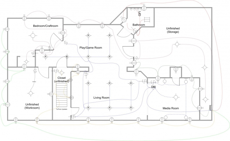 Wiring For New Basement Design Help Electrical DIY Chatroom