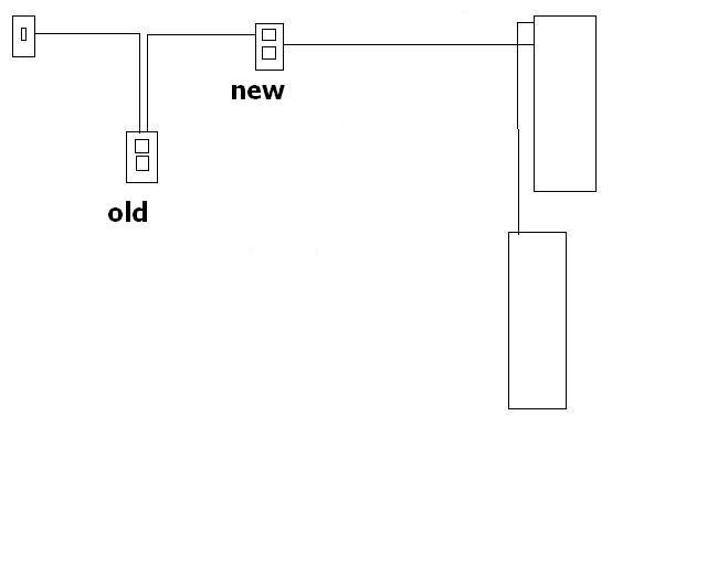 garage light circuit issue electrical diy chatroom. Black Bedroom Furniture Sets. Home Design Ideas