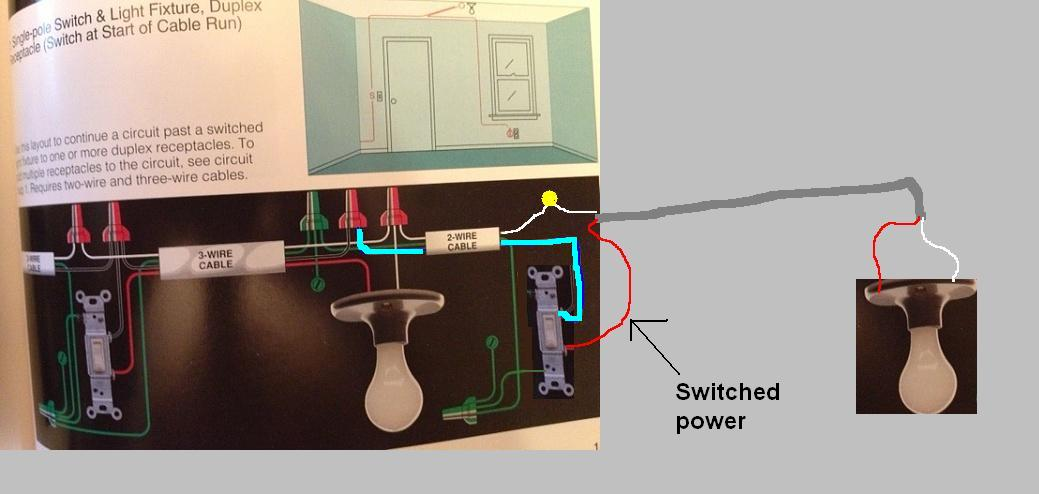 Continuing a bedroom single pole switch/light to a closet single pole switch/light-lighting.jpg