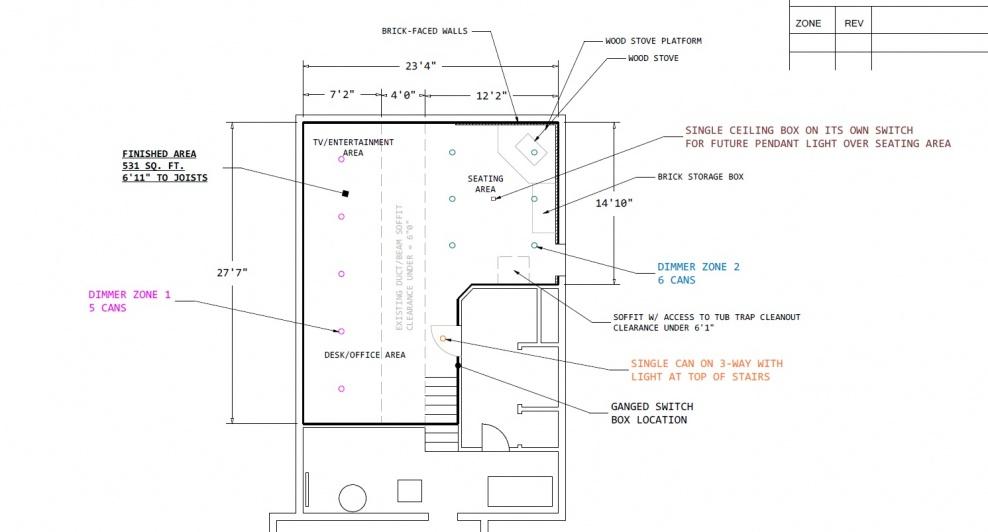 lighting for basements. low ceiling basement lightinglightingplanjpg lighting for basements r