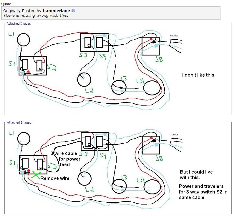 Wiring Question - Electrical
