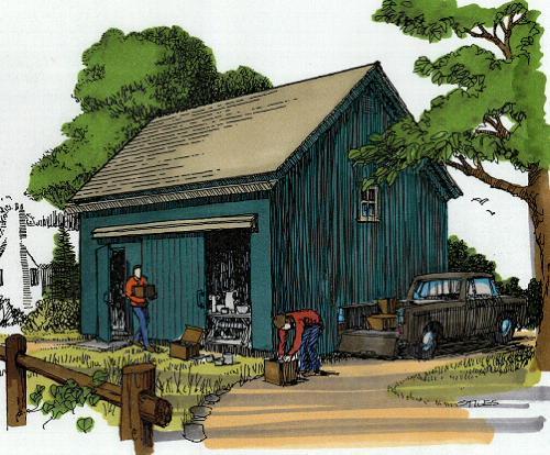 Building a basic pole barn-little.jpg