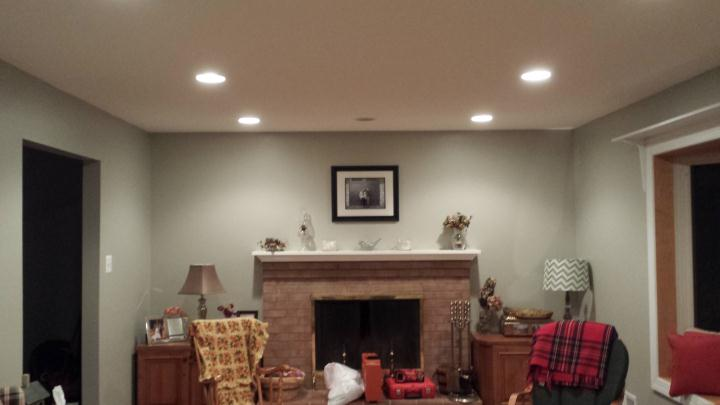 Beau Recessed Lighting Layout   Opinions? Living Room Lighting_finished